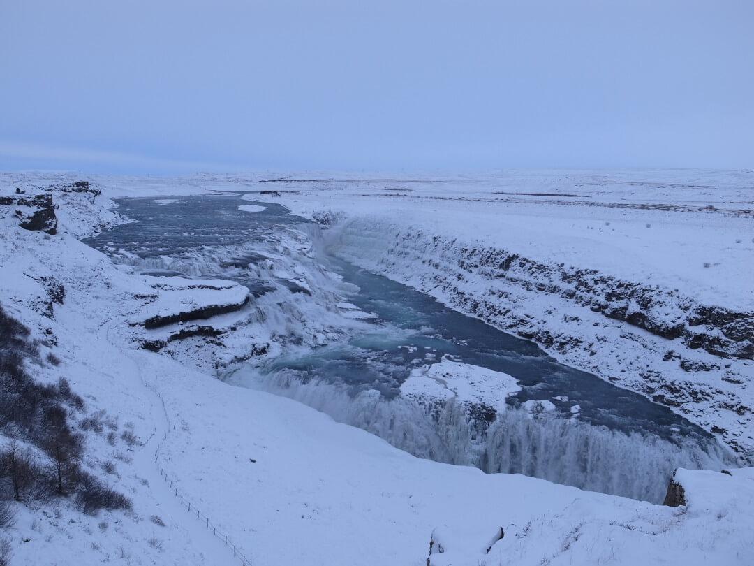 世界一周 アイスランド