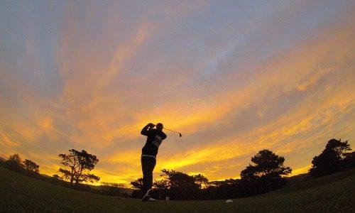 ストレス解消法としてゴルフの練習をおすすめしたい