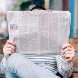 紙の新聞 メリット