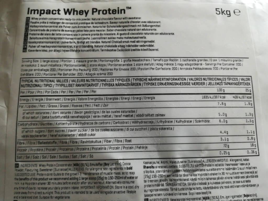 タンパク質 マイ プロテイン