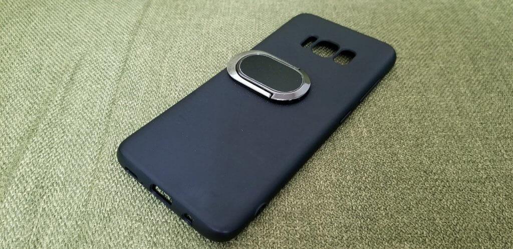Galaxy S8 スマホケース 断捨離