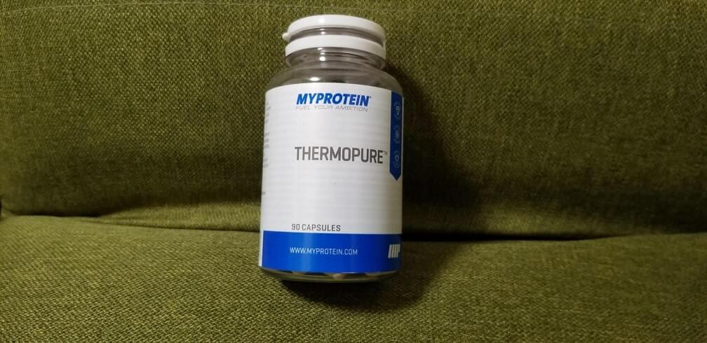 thermopure マイプロテイン